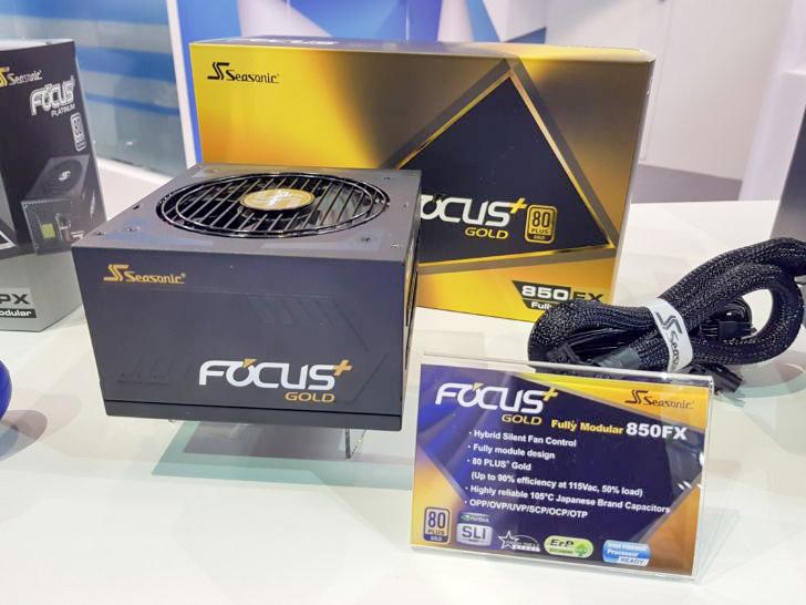 FOCUS + Gold 850W