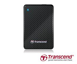 Transcend представляє портативні твердотільні накопичувачі ESD400 ємністю 1 ТБ