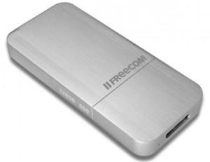 Каталог Freecom поповнили зовнішні твердотільні накопичувачі Tough Drive SSD, Mobile Drive Mg і mSSD