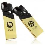 PNY прикрашає флеш-накопичувач HP v239g позолотою і головою Ганеші