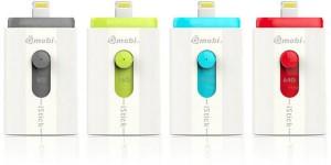 PQI Gmobi iStick – перша флешка, одночасно оснащена інтерфейсами Lightning і USB