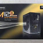 Огляд блока живлення Seasonic M12II-850 Bronze Evo Edition