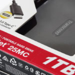 Огляд зовнішнього жорсткого диска Transcend StoreJet 25MС TS1TSJ25MC (1 Тбайт, USB Type-C)