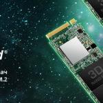 Transcend представляє швидкий твердотільний накопичувач MTE110S в форм-факторі M.2 з інтерфейсом PCIe NVMe 1.3