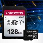 Нові карти пам'яті від Transcend з технологією BiCS4